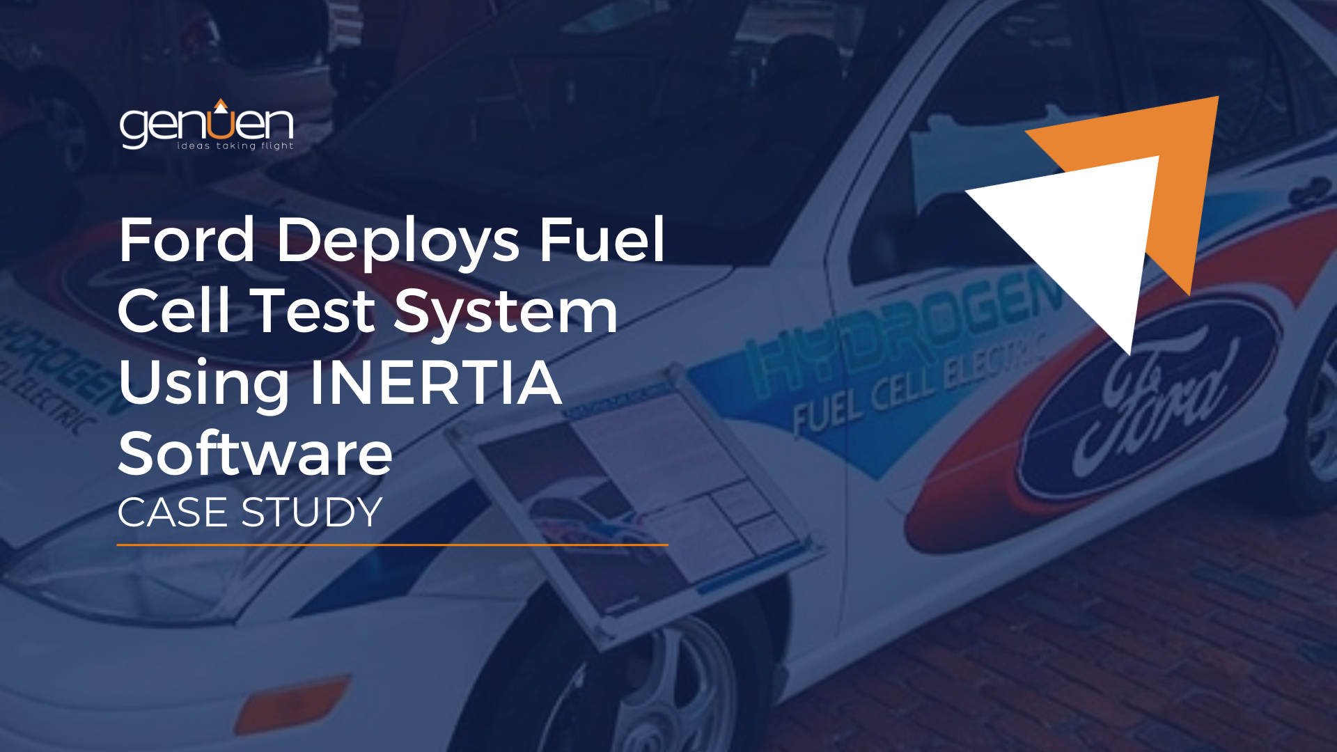 Ford Deploys Fuel Cell Test System Using INERTIA Software