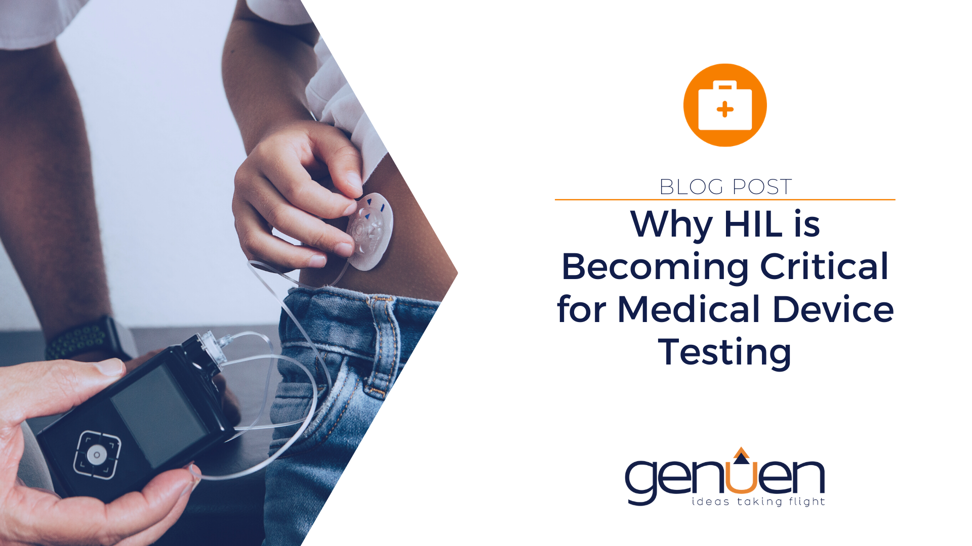 Why HIL is Becoming Critical for Medical Device Testing