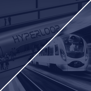 Hyperloop and Train