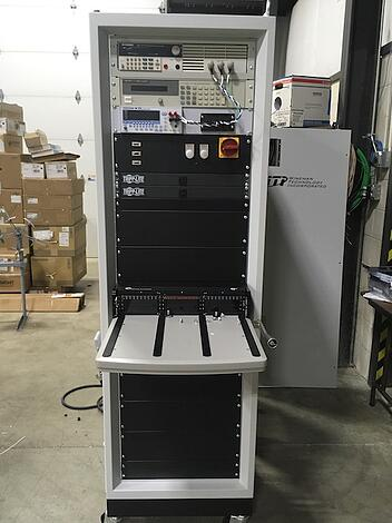battery systems HIL