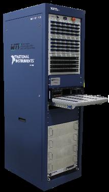HIL test system on NI