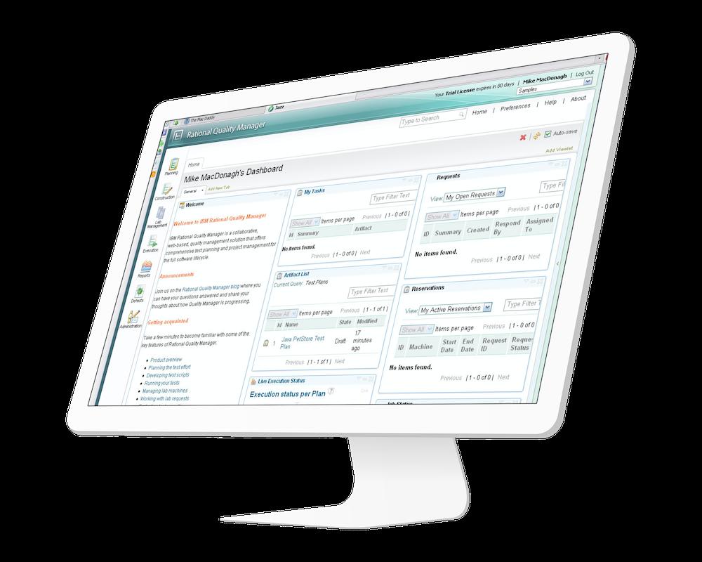 IBM CLM Suite