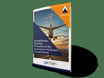 3D Acceptance testing procedures for aerospace