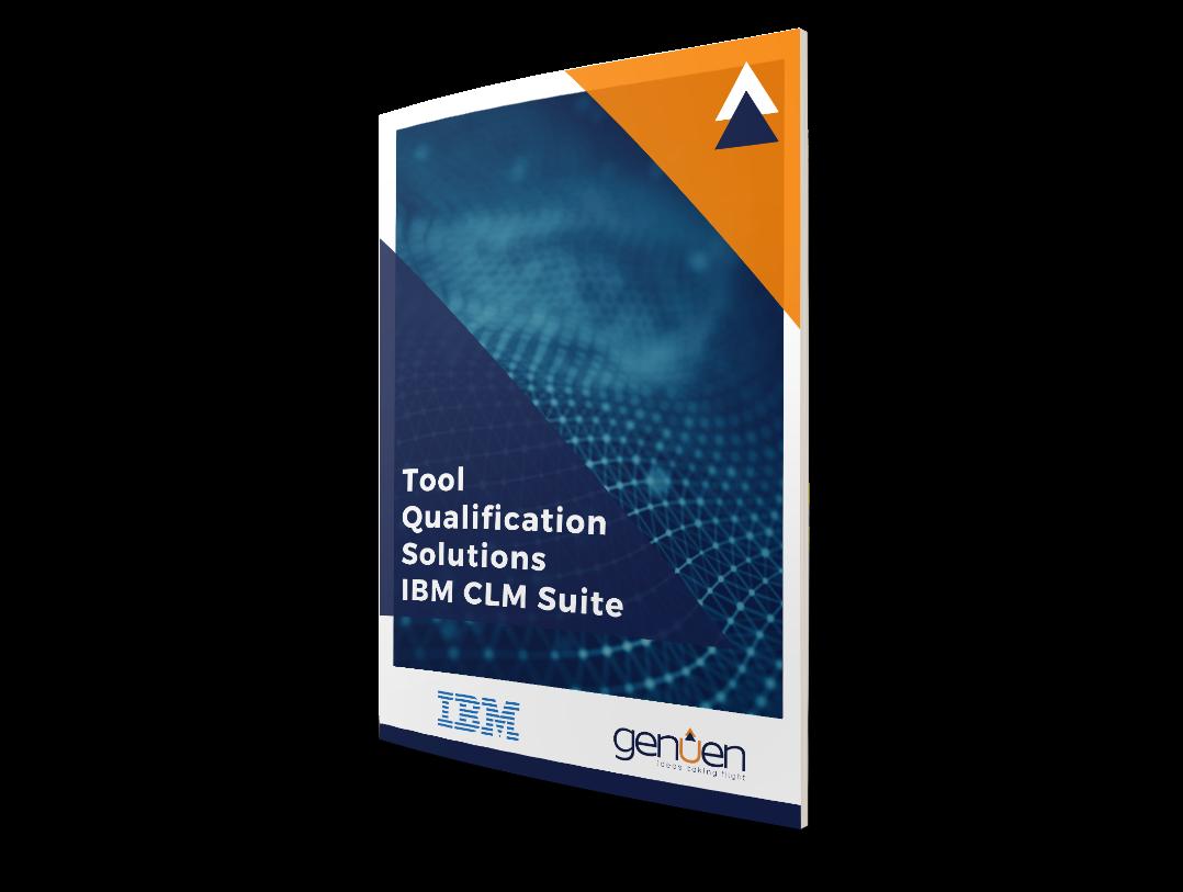 3D IBM CLM Suite Tool Qual Solutions