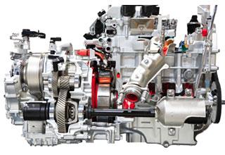 Gas-Diesel-Dynamometer