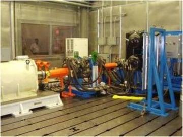 Hydraulic Hybrid Transmission Test Stand