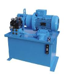 A example of a generic hydraulic power unit assembly