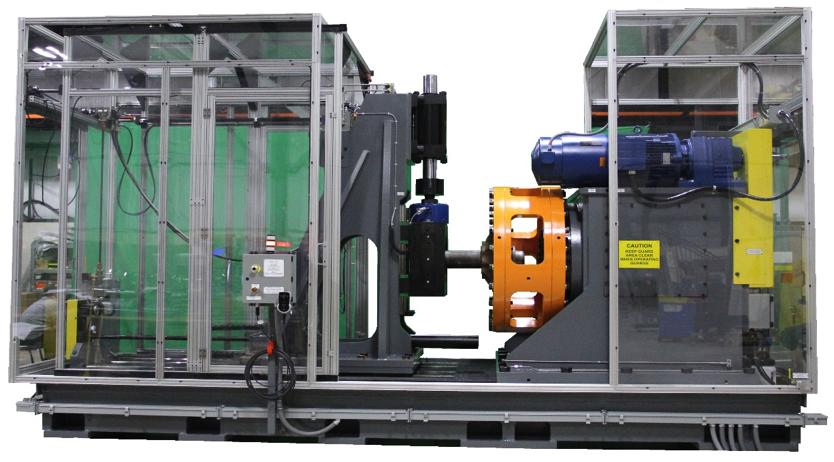 High-Load Hub and Spindle Test System for Durability Testing