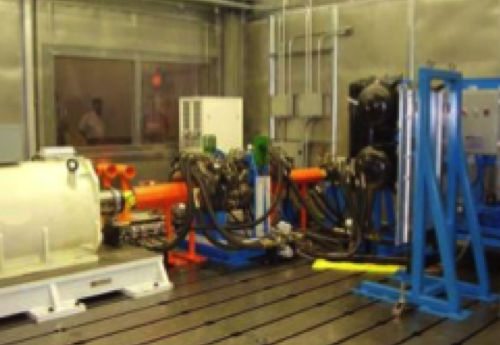 Hydraulic Transmission Test Cell