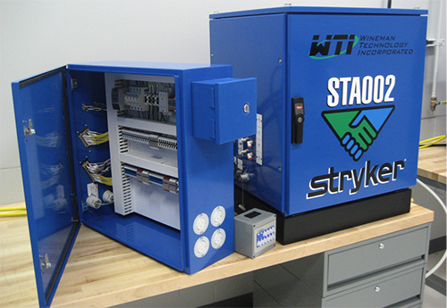 Creating a Universal Test System Based on LabVIEW for Stryker Medical Devices