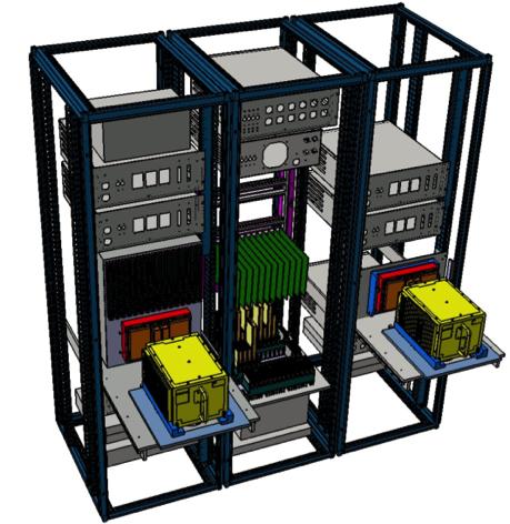 Avionics Test System Model