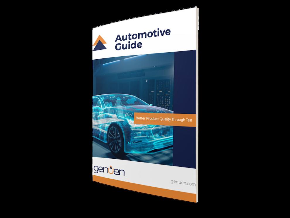 3D Automotive Guide