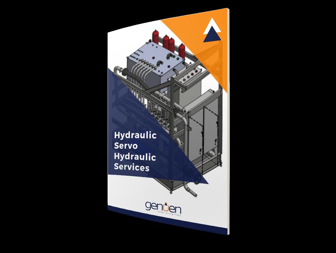 3D Hydraulic Servo Hydraulic Services