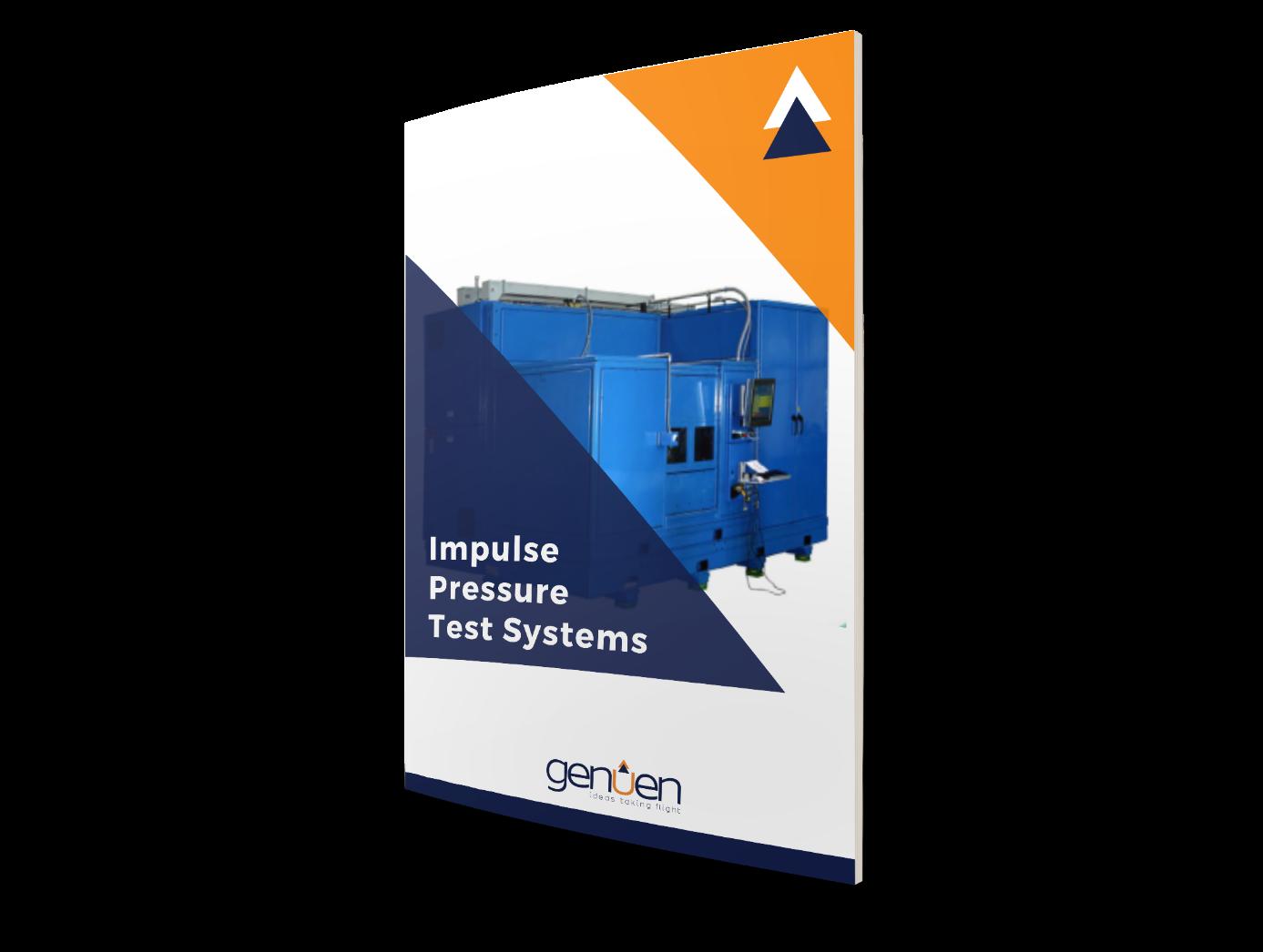 3D Impulse pressure test systems