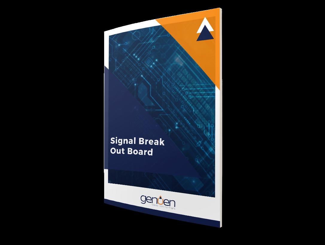 3D Signal Break Out Board